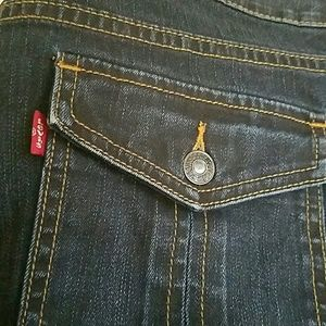 NWOT☆LEVIS Calvary Bootcut Jeans